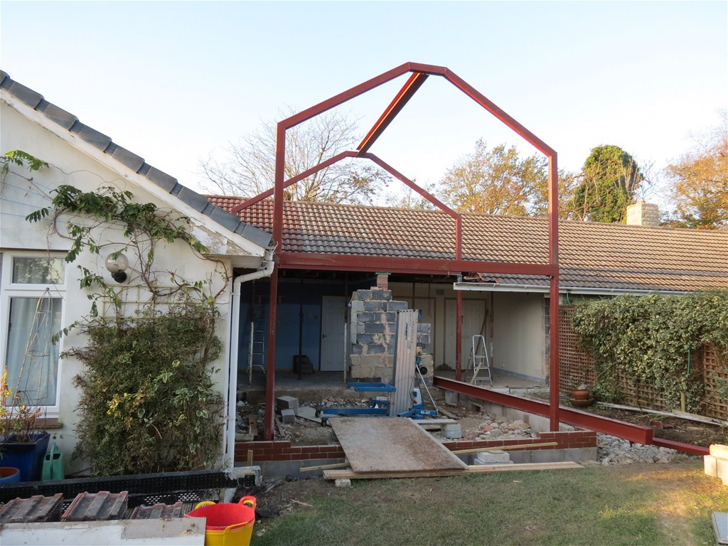 East Cowes House Extension Elmstone Design